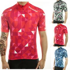 Looks like quilting has become the muse for sport and fashion!!  http://thecyclingfever.com/collections/jerseys/products/fashion-cycling-jersey?variant=23442173190