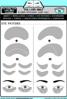 1bbf16384ad THE LASH BIBLE - Eyelash information made easy. Long Lashes