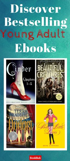 BookBub alerts millions of happy readers to free & discounted bestselling ebooks. Discover great new young adult authors and titles with BookBub today!
