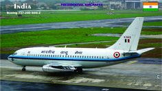 Presidential Aircraft of the India