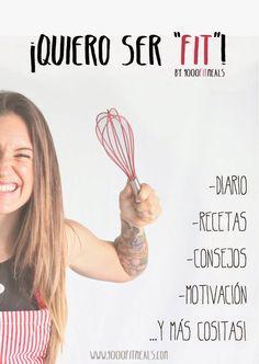 "1000 Fit Meals: *PAUTAS DE ALIMENTACIÓN ""FIT"""