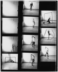 Part of Tate Gallery's new collection of photographs taken by Francesca Woodman and displayed only recently