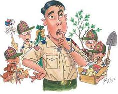 Scout Dad Texas: Webelos Required: Webelos Walkabout
