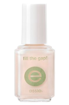 Essie 'Fill the Gap!' Ridge Smoothing Base Coat available at #Nordstrom