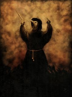 """the plague doctor"" | sHuRaLeVa on deviantART"