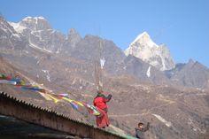 Khumbu Trek, Nepal  #LeaveNoTrace