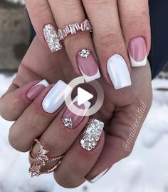 Shellac Nails, Manicures, My Nails, Nail Polish, Acrylic Nails, Stiletto Nails, French Nail Designs, Nail Art Designs, Popular Nail Designs