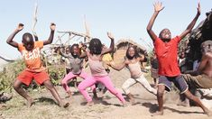 Masaka Kids Africana Dancing Happy Birthday