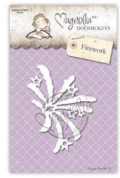 Magnolia DooHickey's Cutting Dies - Firework