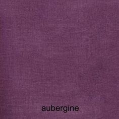 Aubergine for living room.