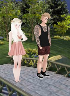 Captured Inside IMVU - Join the Fun! ♥
