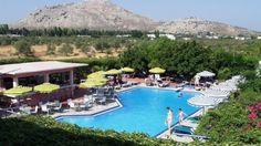 Hotel Lutanis, Rodos, Grecia Creta, Mansions, House Styles, Outdoor Decor, Home Decor, Decoration Home, Manor Houses, Room Decor, Villas