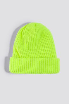12428311191 Rave It Up Neon Beanie in 2019