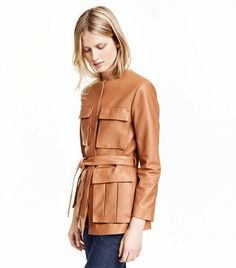 Love, Want, Need: H&M's Luxe Leather Jacket | WhoWhatWear UK