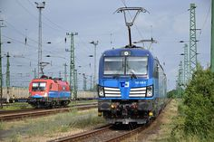 Trains and locomotive database and news portal about modern electric locomotives, made in Europe. Electric Locomotive, Journey, Christian, Train, Europe, Trains, Pictures, Czech Republic, Levitate