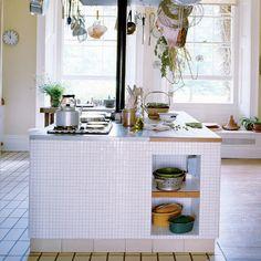 Charlotte Minty Interior Design: Home of Terence Conran Rustic Kitchen Design, Interior Design Kitchen, Interior Paint, Terence Conran, Cocinas Kitchen, Rustic Home Interiors, Kitchen Trends, Cuisines Design, Kitchen Dining