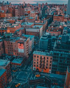 Moody Urban Instagrams of New York City by Jaime Penzellna #art #photography #Instagrams Photography
