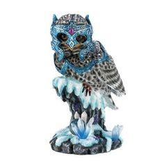 Owl Figurine