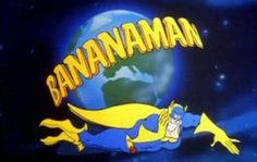 bananaman - 80s tv kids