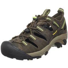 Keen Women`s Arroyo II Multi-Sport Shoe,Chocolate Chip/Sap Green,8.5 M US $99.95