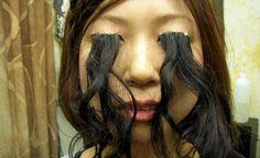 I was googling ingrown eyelash...and this popped up.
