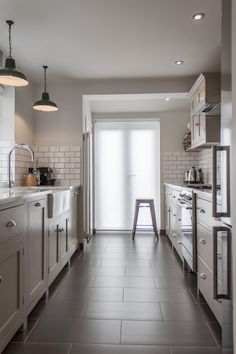 The Hither Green Shaker Kitchen by deVOL.