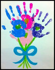 Olha que bouquet mais charmoso! você pode diversificar as cores...