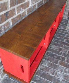 деревянные ящики скамейка лавка фото