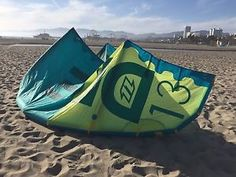 MY 13meter kite! Wake style! North-Kiteboarding-Dice