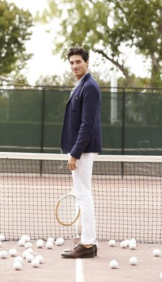 Serious stud muffin in the @Lauren Clark USA spring 2013 campaign...