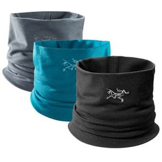 2fe7cc92150b The cosy Arc teryx Rho LTW Neck Gaiter keeps the cold out and the warmth
