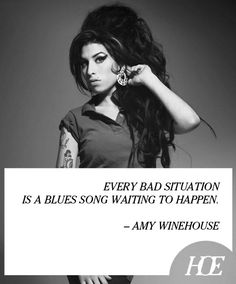 Quote of the Day: Amy Winehouse
