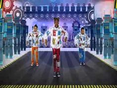 The Robot Song... Dance movement for Elementary... Just Dance kids 2