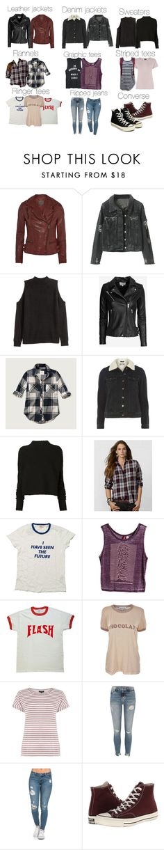 """""""Claire Novak basics - spn / supernatural"""" by shadyannon ❤ liked on Polyvore featuring MuuBaa, H&M, IRO, Abercrombie & Fitch, Dorothy Perkins, Victoria Beckham, Denim & Supply by Ralph Lauren, Levi's, Wildfox and Warehouse"""