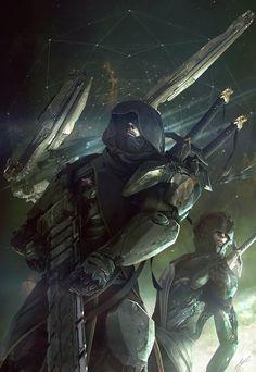 Oniric Realms — artissimo:   the witcher 2077 by adam burn...