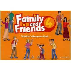 Family and Friends 4 Words Flashcards
