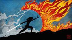 Fight Your Dragon by Raiddo on DeviantArt