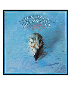 Another great find on #zulily! The Eagles Their Greatest Hits Framed Album Wall Art #zulilyfinds