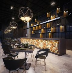 Coffee Bar by Nguyen Trieu Ngoc