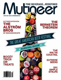Mutineer Magazine Issue 25 by mutineermagazine  The Bernsteim Theorem    Mutineer Erin Jimcosky contemplates the formula to fine beverage success in the restaurant world with The Bernstein Theorem. Visit man Sondra Bernstein's famed wine country restaurants and see what can happen with a little attention to detail.