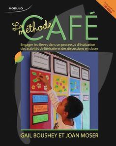 The CAFE Book: Engaging All Students in Daily Literary Assessment and Instruction, Gail Boushey & Joan Moser. This is a how-to-teach reading, instruction guide. It has changed the way I teach reading. Reading Strategies, Reading Comprehension, Cafe Strategies, Literacy Strategies, Reading Skills, Reading Goals, Comprehension Strategies, Reading Lessons, Reading Challenge