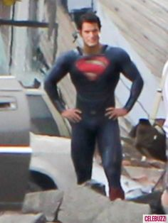Henry Cavill- Superman