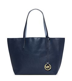 Izzy Large Reversible Leather Tote