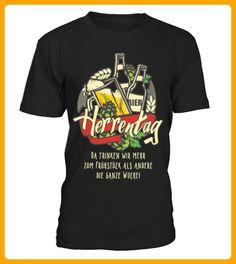 Herrentag - Vatertag shirts (*Partner-Link)