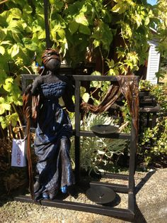 """3 newest additions.. Come see them at Nautical Days this coming Long week-end…I'll be there sat -mon. Top 2 are SOLD """"Ribbon Dancer"""" is roughly 3ft tall $250.(SOLD)"""