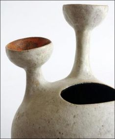La galerie Jousse Entreprise présente sa deuxième exposition consacrée à l'œuvre céramique du peintre et sculpteur André Borderie, disparu en 1998.