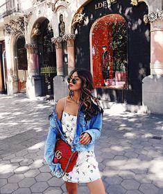 """Gefällt 2,305 Mal, 80 Kommentare - Milena Karl (@milenalesecret) auf Instagram: """"new fave dress #barcelona"""""""