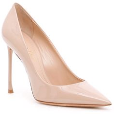 e3c43ddfa Dior 'Dioressence' Pump in Blush Leather as seen on Meghan Markle, the  Duchess