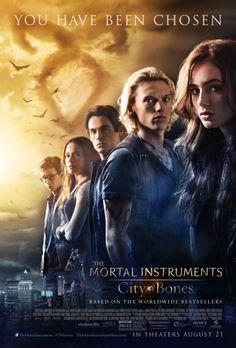 Nouveau Poster Pour La Cité Des Ténèbres - The Mortal Instruments