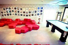 sala de jogos videogame descolado - Pesquisa Google